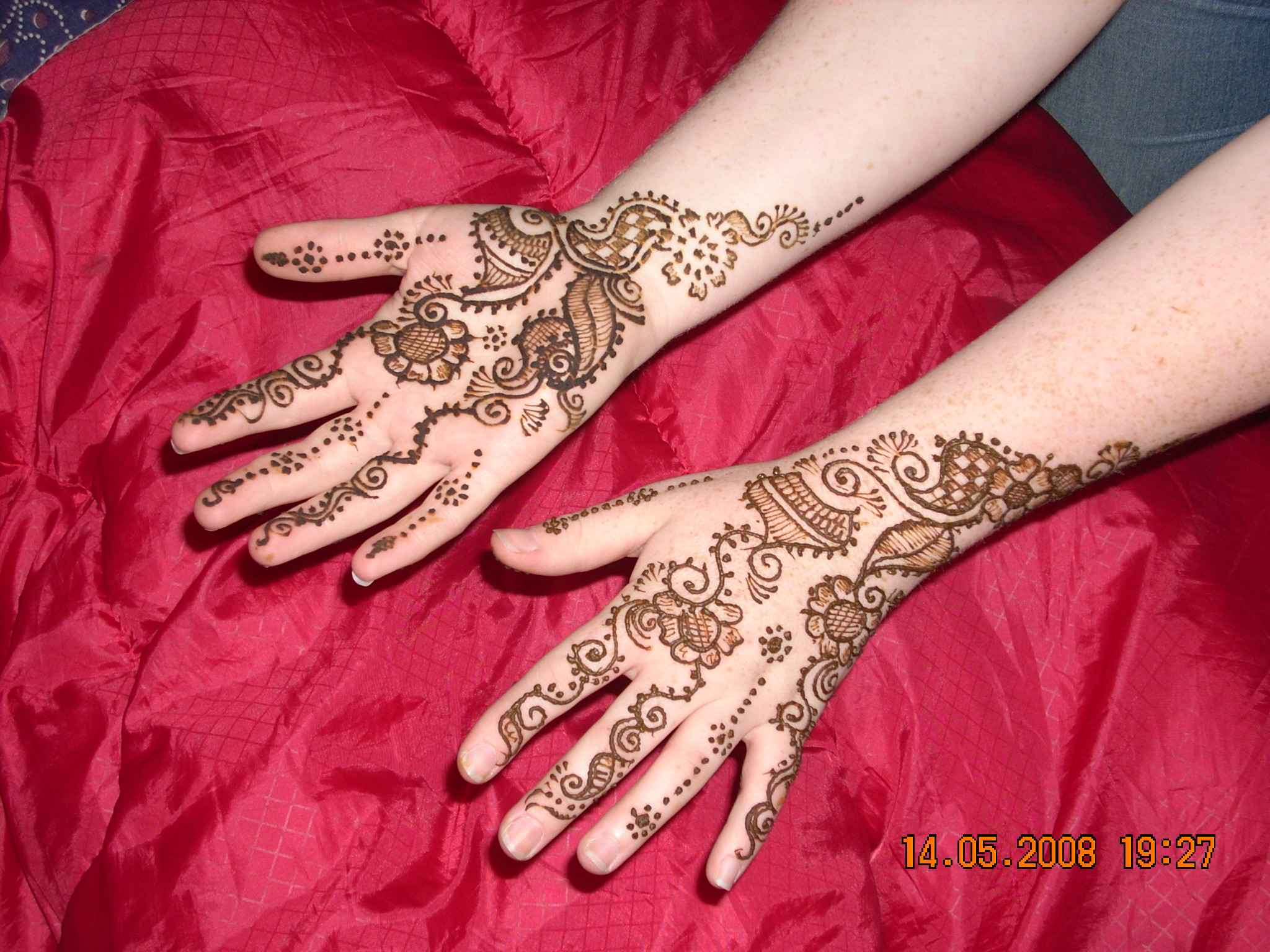 Harsha Mehendi Art, Laxmi Residency Co-operative Housing Society, Main Road, Thane West, Thane, Maharashtra, 400604, India